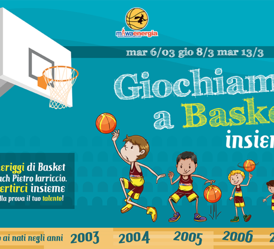 MINI BASKET BENEVENTO